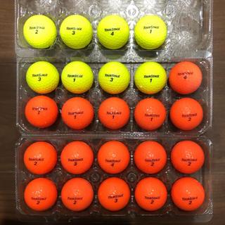 ツアーステージ(TOURSTAGE)のツアーステージ カラー ロストボール EXTRA DISTANCE 24球(その他)