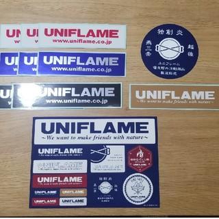 UNIFLAME - ユニフレーム UNIFLAME ステッカー