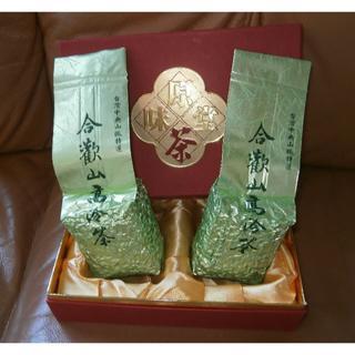 台湾茶 合歡山高冷茶  台湾中央山脈特選 (健康茶)