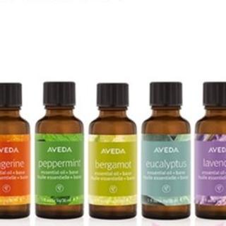 アヴェダ(AVEDA)の【新品未開封】AVEDA アヴェダ エッセンシャルオイル 5種セット(エッセンシャルオイル(精油))