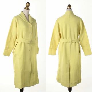 エムエムシックス(MM6)の【新品】Maison Margiela(メゾンマルジェラ)デザインコート(ロングコート)