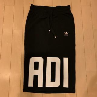 アディダス(adidas)のアディダス オリジナルス タイトスカート(ひざ丈スカート)