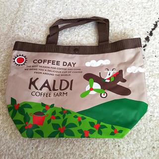 カルディ(KALDI)のカルディのトートバッグ(トートバッグ)