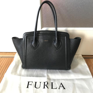 Furla - フルラ トートバッグ A4  黒
