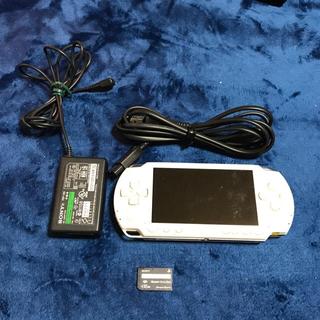 プレイステーションポータブル(PlayStation Portable)のPSP-1000(携帯用ゲーム本体)