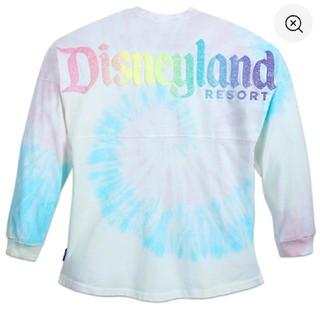 ディズニー(Disney)のディズニー Cotton Candy スピリット ジャージ 海外(トレーナー/スウェット)