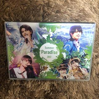 Sexy Zone - Summer Paradise 2017 Blu-ray 初回限定盤