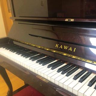 ピアノ KAWAI ワインレッド(ピアノ)