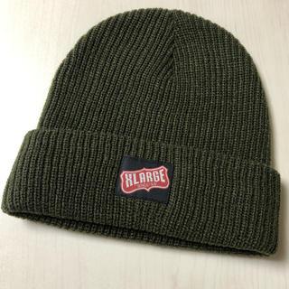 エクストララージ(XLARGE)のXLARGE ニット帽 新品未使用‼️(ニット帽/ビーニー)