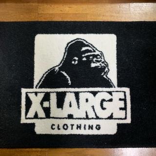 エクストララージ(XLARGE)のXLARGE マット(玄関マット)