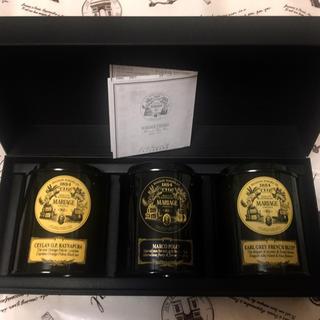 ♡MARIAGE FRERES マリアージュフレール 紅茶3銘柄の贈り物 ♡(茶)