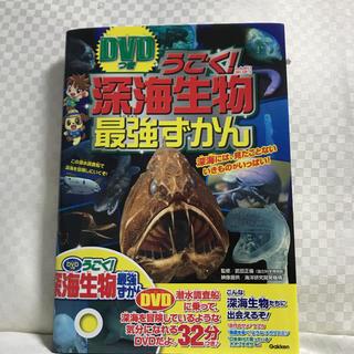 ガッケン(学研)の深海生物ずかん(絵本/児童書)