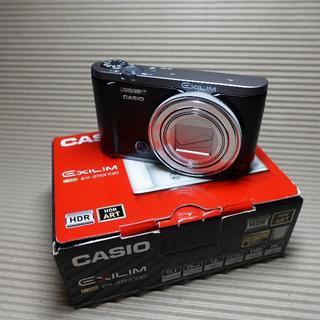 CASIO - CASIO EXILM EX-ZR3100 ブラック美品