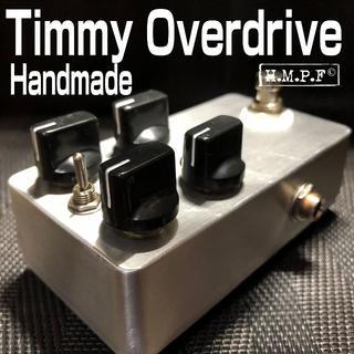 Timmy Overdrive (ポールコクレーン)/シルバー/18V対応(エフェクター)