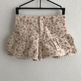 ジルスチュアートニューヨーク(JILLSTUART NEWYORK)の美品 ジルスチュアートニューヨーク キュロットスカート(スカート)