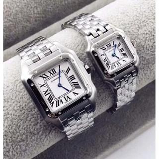 カルティエ(Cartier)のカルティエウォッチ テンレススチール自動巻きオートマチック(腕時計(アナログ))