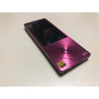 ウォークマン(WALKMAN)のウォークマン NW-A16 32GB パープル(ポータブルプレーヤー)