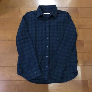 チャオパニックティピー(CIAOPANIC TYPY)のチャオパニック テイピー チェックシャツ Sサイズ(シャツ/ブラウス(長袖/七分))