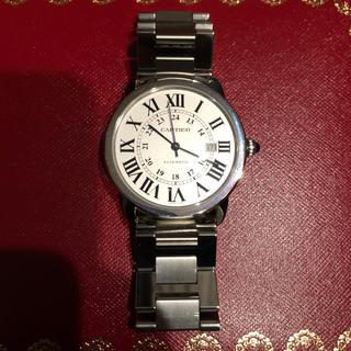 カルティエ(Cartier)のCartier ロンド ソロ ドゥ カルティエ(腕時計)