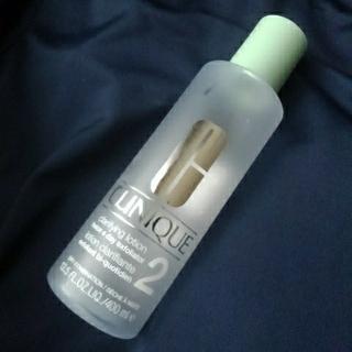 クリニーク(CLINIQUE)のクリニーク クラリファイング ローション2 400ml空ボトル(化粧水 / ローション)