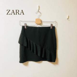ZARA - 【美品】ZARA タイトミニスカート