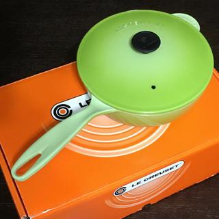 ルクルーゼ(LE CREUSET)の【超美品】ル・クルーゼソーシエ片手鍋 21cm(鍋/フライパン)