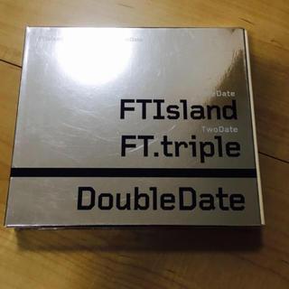 """エフティーアイランド(FTISLAND)のFTISLAND Double Date """"最終値下げ""""(K-POP/アジア)"""