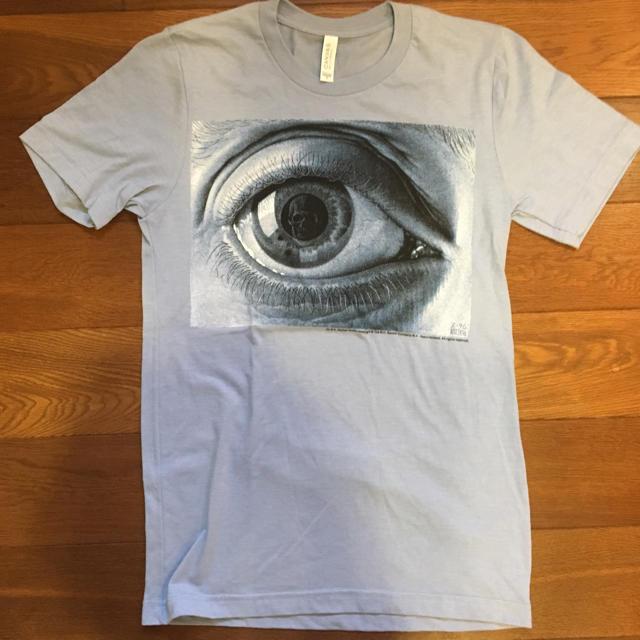 HIGH!STANDARD(ハイスタンダード)のM.C.エッシャー 騙し絵 ネペンテス ニードルス STUSSY C.E SOE メンズのトップス(Tシャツ/カットソー(半袖/袖なし))の商品写真