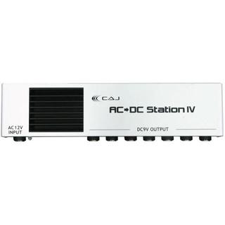 CAJ AC-DC Station IV【超美品】(エフェクター)