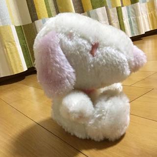 スヌーピー(SNOOPY)のスヌーピー ピンク ラメ ぬいぐるみ(ぬいぐるみ)