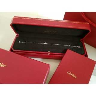 カルティエ(Cartier)の完全未使用新品♠️Cartier WGK18『シンボルブレスレット』(ブレスレット/バングル)