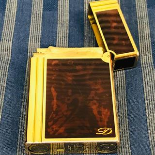 エステーデュポン(S.T. Dupont)のS.T. Dupont デュポン ギャッツビー  ゴールド 漆  (タバコグッズ)