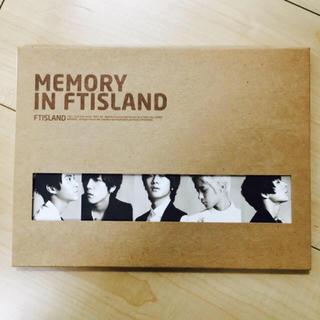 """エフティーアイランド(FTISLAND)のFTISLAND MEMORY IN FTISLAND """"最終値下げ""""(K-POP/アジア)"""