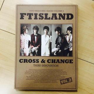 """エフティーアイランド(FTISLAND)のFTISLAND CROSS&CHANGE """"最終値下げ""""(K-POP/アジア)"""