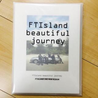 """エフティーアイランド(FTISLAND)のFTISLAND beautiful journey """"最終値下げ""""(K-POP/アジア)"""