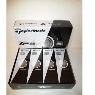 テーラーメイド(TaylorMade)の未使用新品‼️テーラーメード ゴルフボール TP5X 白(ゴルフ)