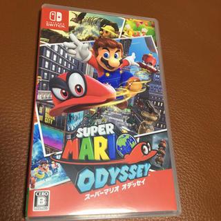 Nintendo Switch - マリオオデッセイ 美品