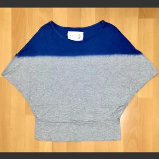 ノンブルアンベール(nombre impair)のnombre impair tops(Tシャツ(半袖/袖なし))