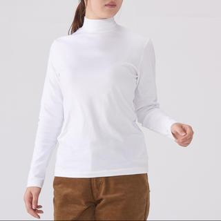 MUJI (無印良品) - 無印 ハイネックTシャツ