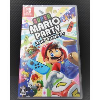 Nintendo Switch - 【新品 即日 格安 クーポン5%】スーパーマリオパーティ / Switch