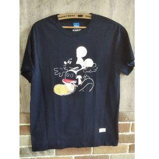 エクストララージ(XLARGE)のエクストララージ×ディズニー コラボTシャツ(Tシャツ/カットソー(半袖/袖なし))