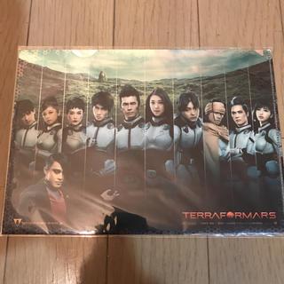 山下智久 - テラフォーマーズ A5クリアファイル