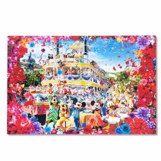 ディズニー(Disney)のイマジニングザマジック ポストカード(写真/ポストカード)