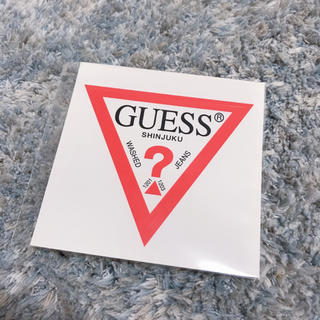 ゲス(GUESS)のGUESS ステッカー(シール)