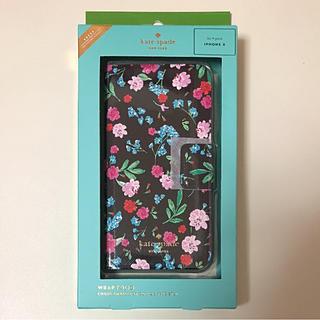 kate spade new york - kate spade ケイトスペード iPhoneケース 手帳型