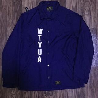ダブルタップス(W)taps)のwtaps nylon jacket ナイロンジャケット 中古(ナイロンジャケット)