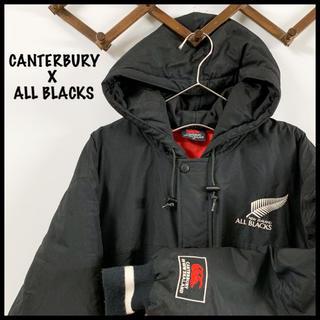カンタベリー(CANTERBURY)のCANTERBURY カンタベリー ラグビーチームコラボ ジャケット パーカー(ラグビー)