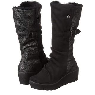 アルコペディコ(ARCOPEDICO)の新品 ARCOPEDICO ブーツ ヴィクトリア 黒 23.5cm(ブーツ)