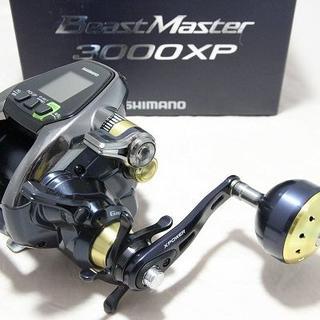 シマノ(SHIMANO)の新品未使用 シマノ ビーストマスター3000XP(リール)