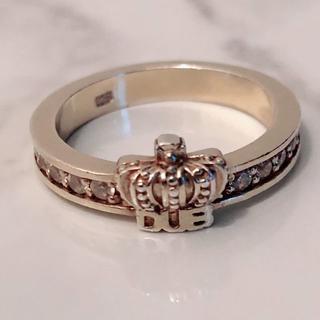 ダブコレクション(DUB Collection)のDUB ダブ 王冠リング シルバーリング シルバー925(リング(指輪))
